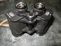 Carl Zeiss Jena Jenoptem multi coated 10 x 50W binoculars