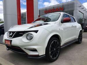 2014 Nissan Juke NISMO, NAVIGATION, AUTOMATIC, BACKUP CAMERA