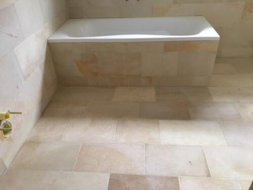 solnhofener platten im badezimmer, 1m² solnhofener naturstein platten 15-20-25cm bahnen in bayern, Innenarchitektur