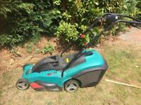 Electric Lawn Mower, the blade has snapped & needs a new one £20