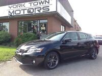 2012 Lexus CT 200h NAV/BACKUP CAM/TECHNOLOGY PACKAGE