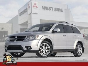2014 Dodge Journey R/T–Accident Free–One Owner–$71/WEEK