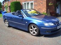 saab turbo convertible,mint condition in and out 6 speed diesl