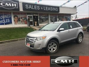 2013 Ford Edge SEL V6 HS 10W-SEAT *CERTIFIED