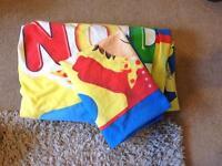 Noddy bed set or in the night garden bed set