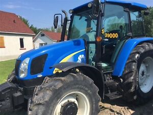 2011 New Holland T5050