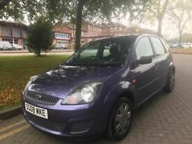 Ford Fiesta 2008 5 door, one lady owner from new