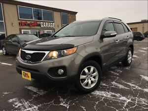 2012 Kia Sorento LX AWD 4 NEW TIRES HEATED FRONT SEATS