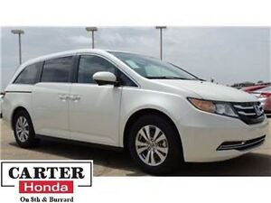 2015 Honda Odyssey EX + PWR DOOR + PUSH START + CERTIFIED!