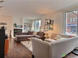 [NEW]Super spacious sunny 4 1/2 Griffintown for sale