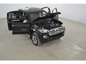 2018 Toyota Tacoma Limited V6 ,cuir ,toit,mag,navigation