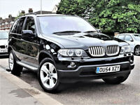 CHEAP - BMW X5 - 3.0 SE SPORT Diesel AUTO - Navigation - CREAM Leather Hated Seats - PX OK- BMW X 5