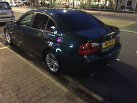 2007 BMW 320D E90, LOW MILAGE, LEATHER, MANUAL