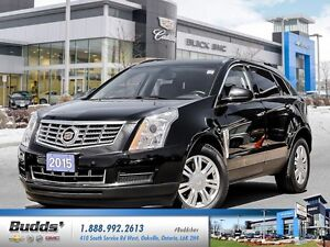 2015 Cadillac SRX Luxury 0.9% for up to 24 months O.A.C.!