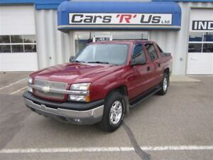 2004 Chevrolet Avalanche 1500 Z71 LEATHER 4X4 LOCAL TRADE 172k!