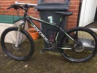 Carrera Vulcan mountain bike £130