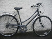 21'' Peugeot Tradition town bike| Large | Serviced | Central Oxford | Warranty