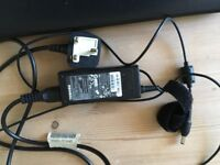 Toshiba Satellite Mains lead and charger