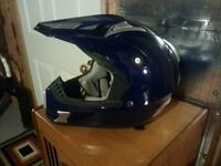 Brand new motto cross helmet x large $40