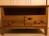 Ikea Antique Pine Storage or TV Unit.