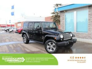 2017 Jeep Wrangler SAHARA UNLIMITED