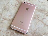 Iphone 6S ,16GB,Unlocked,Good Condition,With Warranty