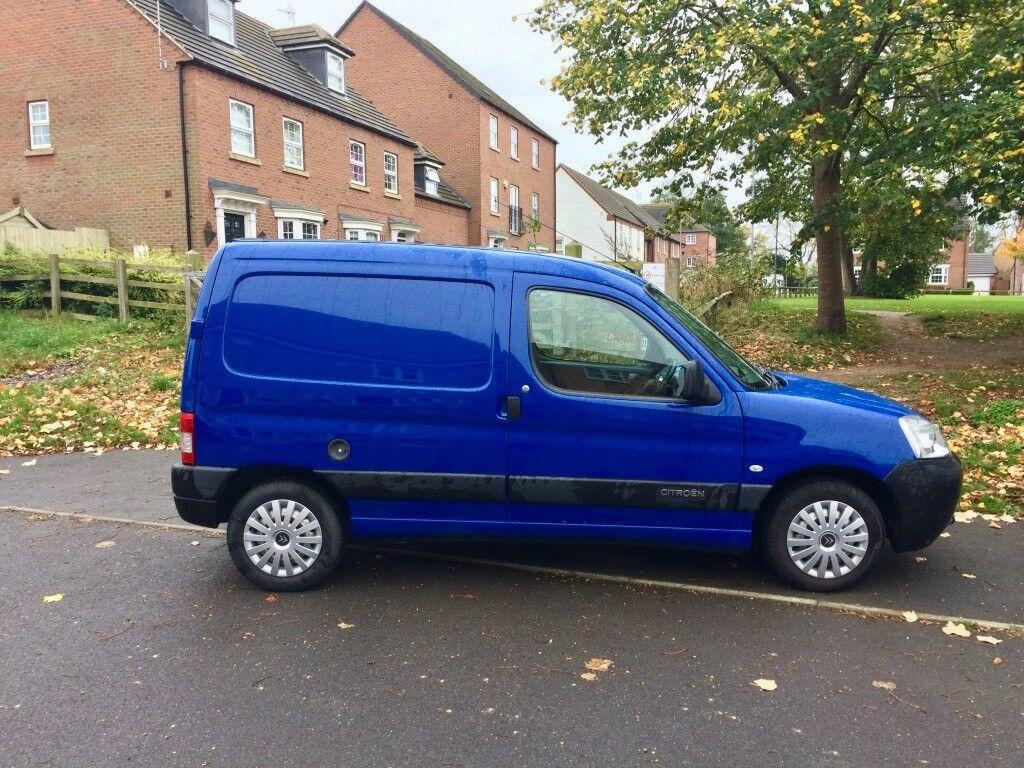 For sale my Citroen Berlingo Van 1.4 petrol