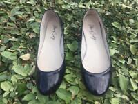 MissSixty comfortable Flats in its original box size 38 for £20