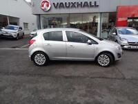 Vauxhall Corsa ENERGY (silver) 2013-06-26