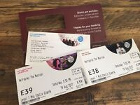 2 x Hairspray Tickets for Wales Millennium Centre August 19th 2017
