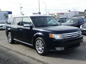 2010 Ford Flex Limited w/EcoBoost AWD|7.PASSENGER|LEATHER