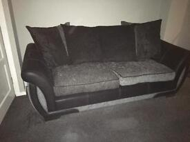 Ex dfs 7 months old 3 seater & 2 seater