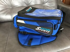 Oxford Sports Lifetime Luggage Tank/Pannier/Back Pack New Never Used