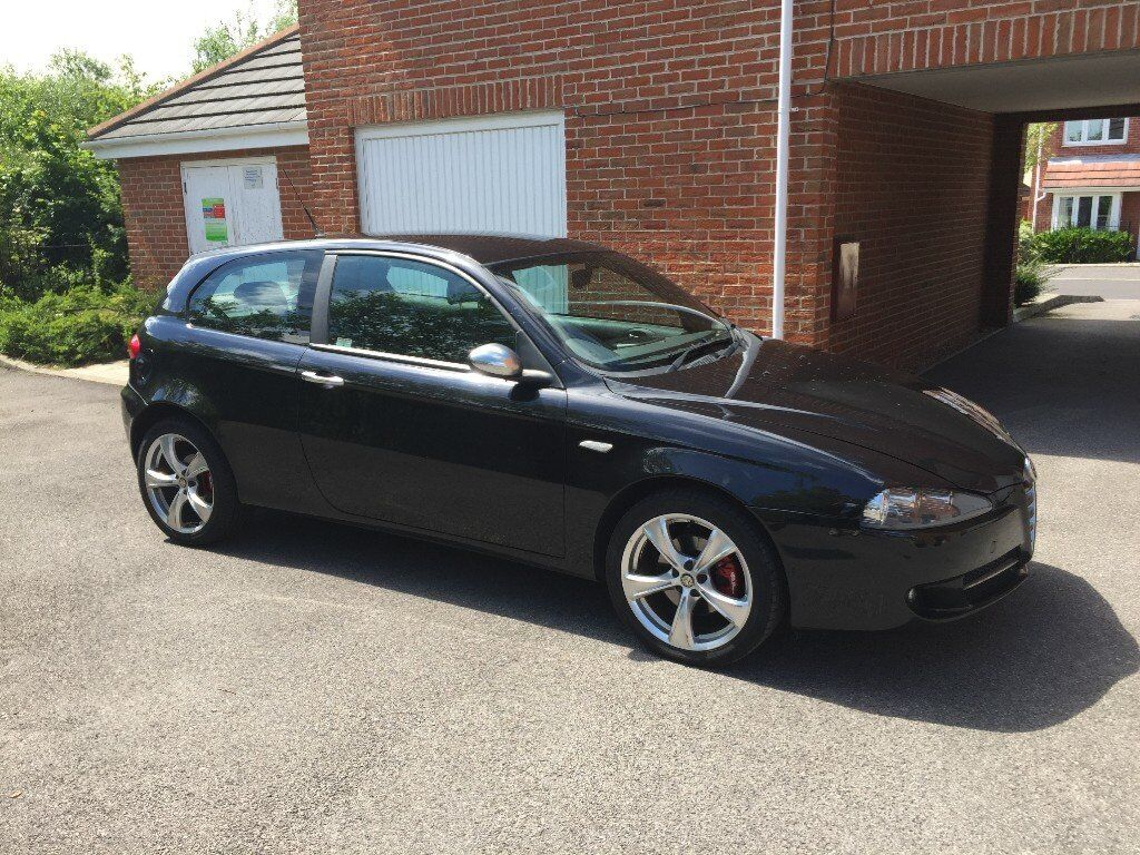 alfa romeo 147 q2 1 9 jtdm 150bhp diesel rare limitied edition in hamble hampshire gumtree. Black Bedroom Furniture Sets. Home Design Ideas
