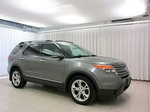 2012 Ford Explorer LIMITED 4WD SUV