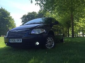 chrysler grand voyager ltd for sale