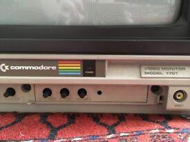 Commodore 1701 monitor