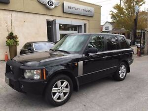 2003 Range Rover HSE--CERTIFIED--E TESTED--EASY FINANCING