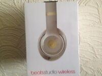 Dre beats wireless studio brand new unopened in box rrp£330