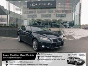 2015 Lexus GS 350 Luxury PKG BLUETOOTH NAVI BACKUP CAM MOONROOF