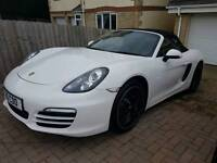 Immaculate Porsche Boxster