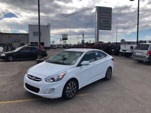 2017 Hyundai Accent Sunroof | Heated seats | Alloy whhels