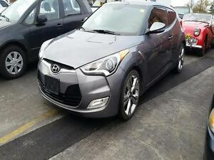 2015 Hyundai Veloster Tech Package