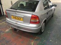 Vauxhall Astra 2001 cheap £275ono full mot