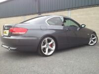 BMW 335D COUPE WITH FULL SERVICE HISTORY