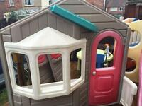 Step Two, Welcome home playhouse, the largest on the market