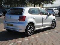 Volkswagen Polo BLUEMOTION TSI (silver) 2017-09-29