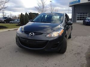 2014 Mazda MAZDA2 GX w/ AIR - GREAT ON GAS