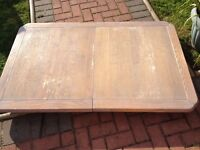 Dining Table - shabby chic project
