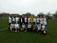 URGENTLY Need Ladies Football Soccer Players - London Womens Team - Based in Clapham Area
